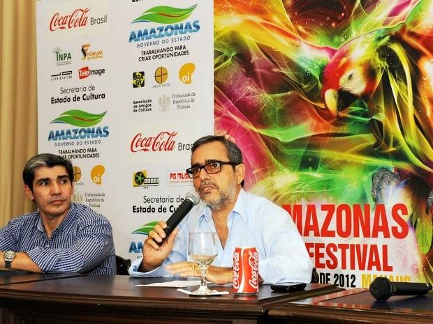 9º Amazonas Film Festival acontece de 3 a 9 de novembro no Teatro Amazonas (Foto: Roberto Carlos/Agecom)