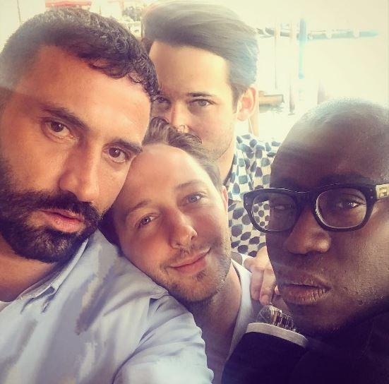 Os convidados em Veneza (Foto: Reprodução/Instagram)