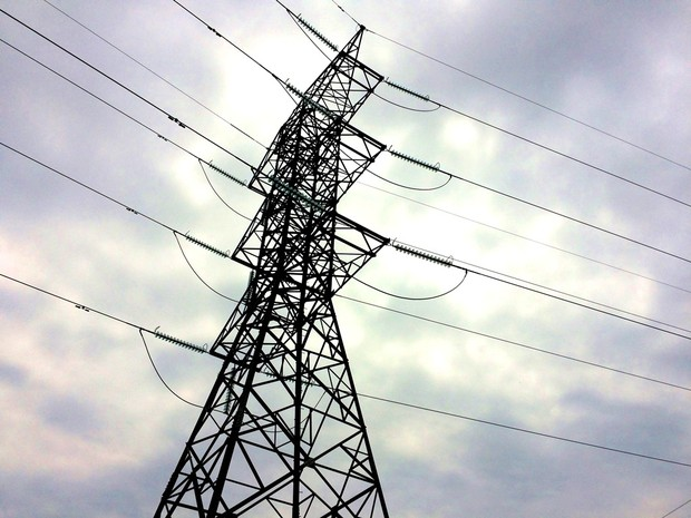 Torres, linha de transmissão, linhão de energia, Porto Velho, RO (Foto: Assessoria/Divulgação)