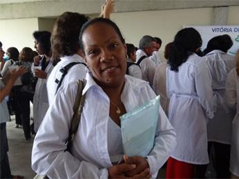"""Estamos acostumados a colaborar"", diz Lice Domingues (Foto: Lorena Aquino/G1)"