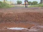 Buracos em avenida de Ribeirão Preto desafiam até ex-piloto profissional
