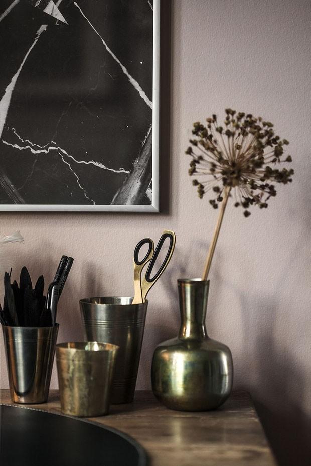 Tons terrosos são tendência na decoração e na moda (Foto: divulgação)