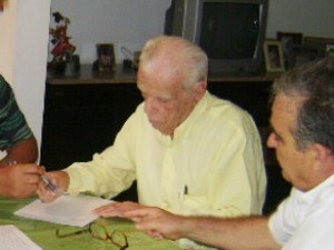 Alberto Targino foi empresário e político cearense (Foto: Arquivo pessoal)