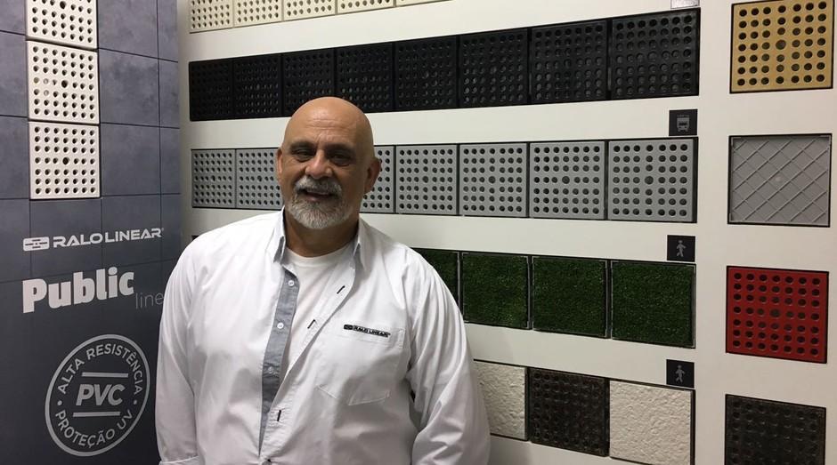 Salmo de Souza, fundador da Ralo Linear (Foto: Divulgação)