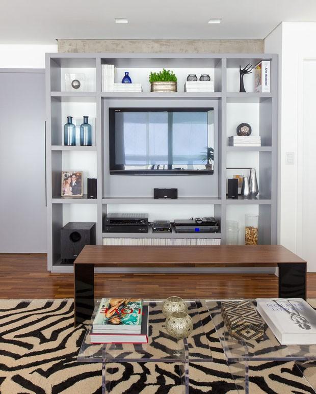 Apartamento Karine Vilas Boas (Foto: Salvadore Bussaca / Divulgação)