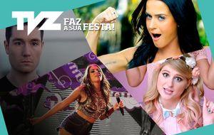 """""""TVZ faz a sua festa"""" agita seu Reveillon com os 100 melhores clipes de 2014"""