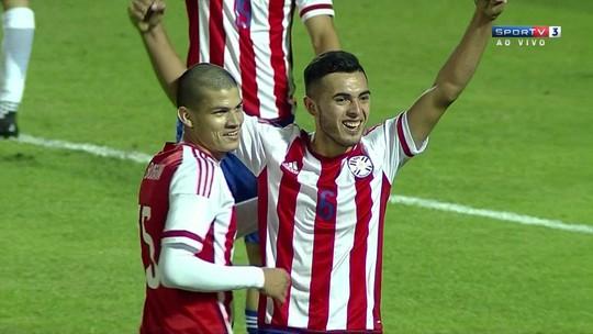 Paraguai marca no fim em gol sofrido, vence o Chile e deixa a lanterna