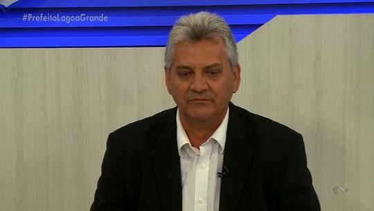 Vilmar Cappellaro fala do transporte dos universitários e do rodízio de água