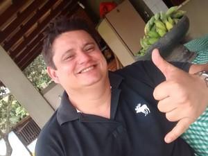 Representante foi atingido com tiro na costela e não resistiu, no Espírito Santo (Foto: Reprodução/ Gazeta Online)