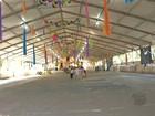 Coordenação realiza últimos preparativos para o Cristoval 2016