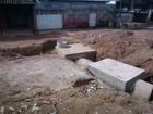 Internauta reclama de obra que limita tráfego em rua da Zona Sul de Macapá
