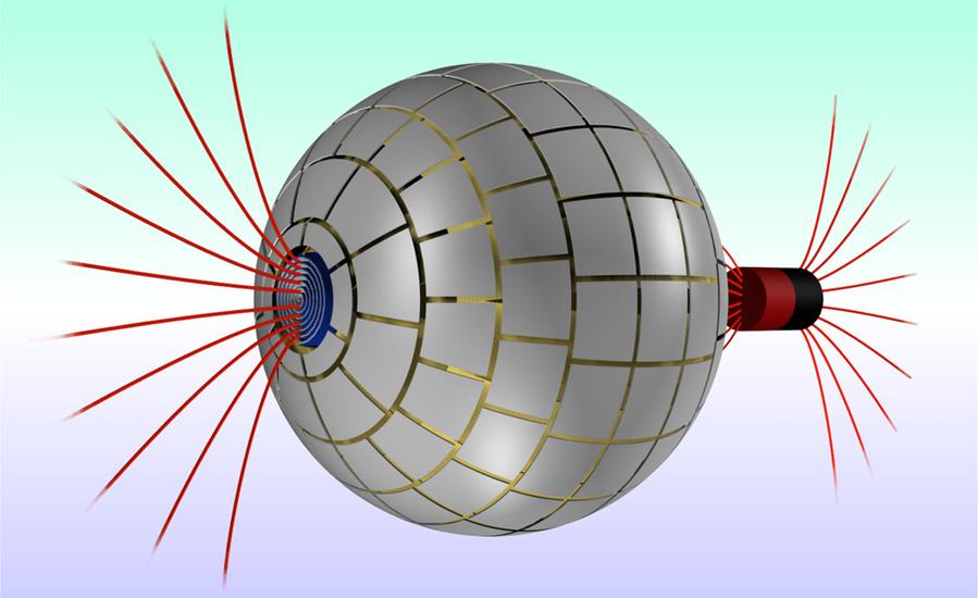 Físicos criam pela primeira vez um buraco de minhoca magnético