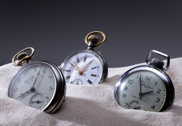 relógio, tempo, falta de tempo (Foto: Thinkstock)