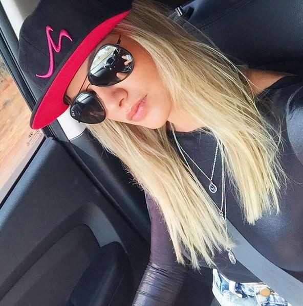 Andressa Suita (Foto: Arquivo pessoal)