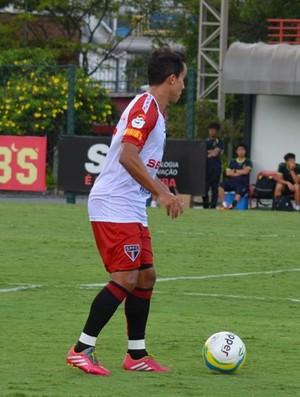Jadson São Paulo jogo-treino (Foto: Divulgação / sãopaulofc.net)