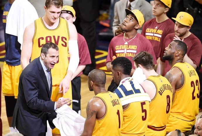 David Blatt Clveland Cavaliers (Foto: Jason Miller / Getty Images)