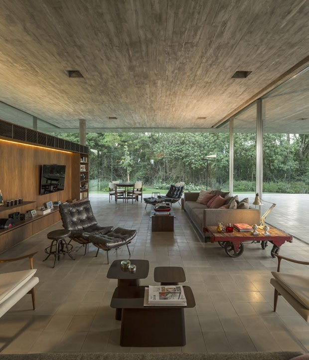 15 casas de campo para inspirar a decora o casa vogue for Ambientes interiores de casas