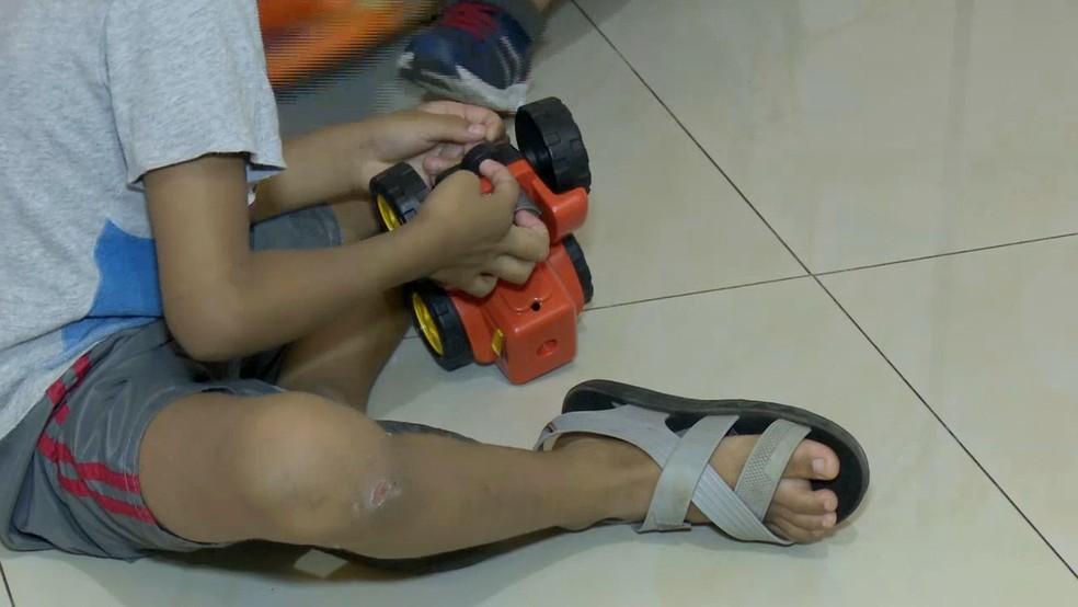 Crianças brancas e sem deficiência são as mais procuradas para adoção (Foto: Reprodução/Rede Amazônica)