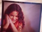 Bruna Marquezine revira o baú e posta foto de quando era criança