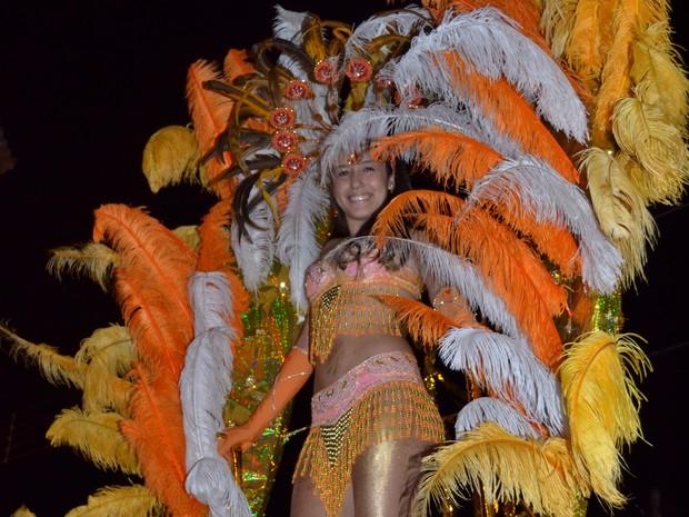 Carnaval de Areias conta com bloco Rosas de Ouro (Foto: Divulgação/ Alcides Guimaraes Filho)