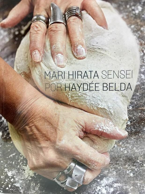Mari Hirata Sensei por Haydée Belda, de Mari Hirata e Haydée Belda (Foto: Divulgação)