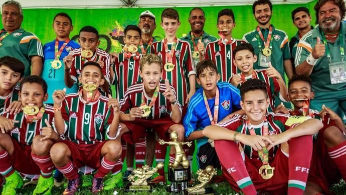 Go Cup, torneio de futebol infantil em Goiânia (Foto: Vans Bumbeers)