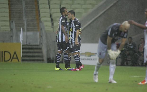 Ceará, Paraná, Série B, Castelão (Foto: Kid Júnior/Agência Diário)