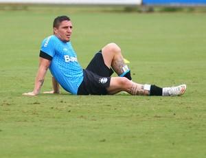 Cristian Rodríguez Grêmio treino