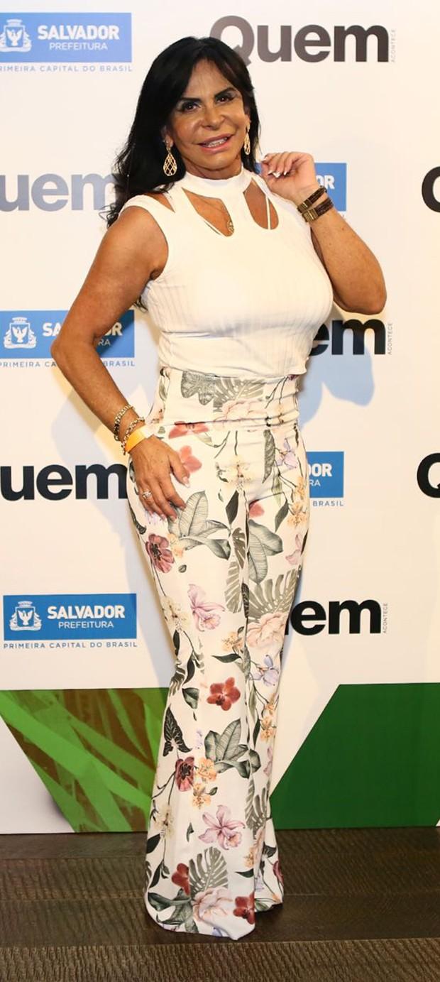 Gretchen (Foto: Ricardo Cardoso/ Ed. Globo)