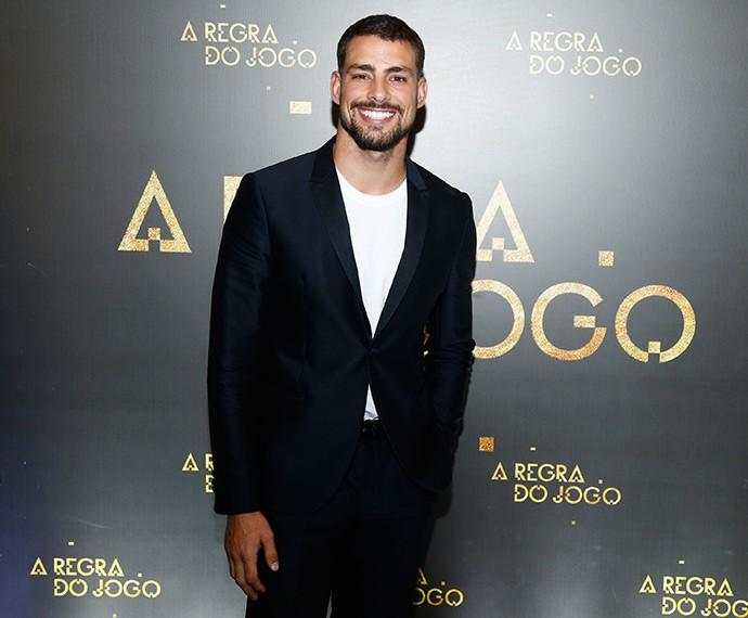 Cauã Reymond viverá Juliano na trama de João Emanuel Carneiro (Foto: Raphael Dias/Gshow)