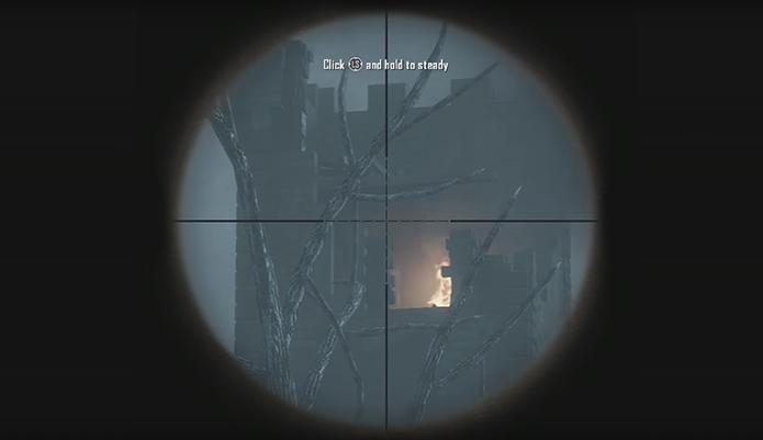Call of Duty: Black Ops 2 guarda susto para os jogadores (Foto: Reprodução/YouTube)