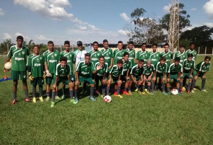 Uberlândia Esporte firma parceria com Caça e Pesca para reforçar categorias de base (Foto: Gilmar Pereira/UEC)