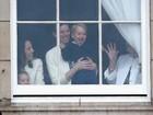Show de simpatia! Príncipe George participa de evento real