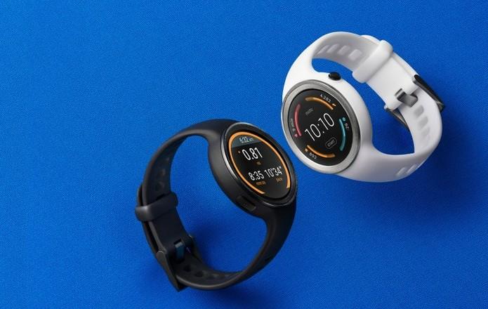 Moto 360 Sport é voltado para atletas e esportistas e dispensa o smartphone (Foto: Divulgação/Lenovo)