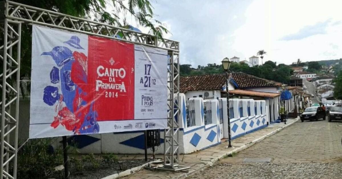 Festival Canto da Primavera tem shows de Alceu Valença e Plebe ... - Globo.com