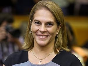 Lana Crivelaro, coordenadora do Núcleo de Educação a Distância da  Unifor (NEAD) (Foto: Ares Soares/Unifor)