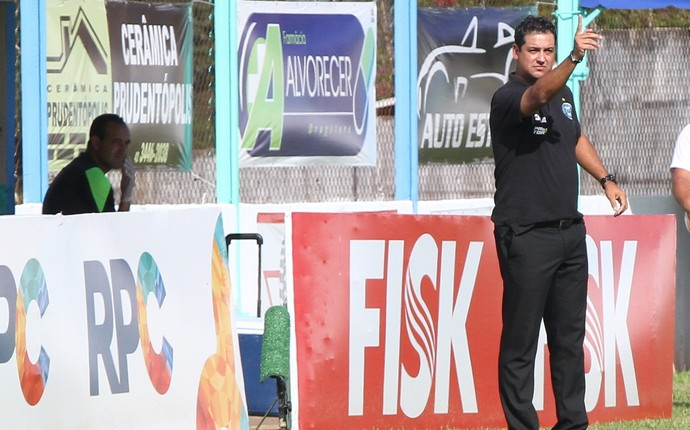 Marquinhos Santos (Foto: Divulgação Coritiba)