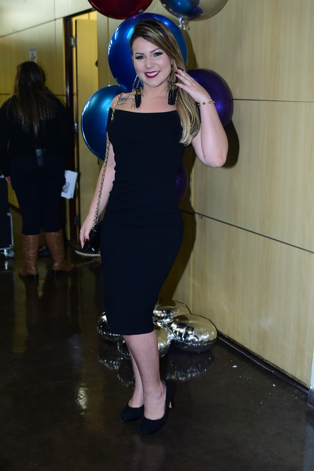 Maria Claudia (Foto: Leo Franco / AgNews)