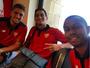Ganso começa a treinar e embarca com Sevilla para pré-temporada