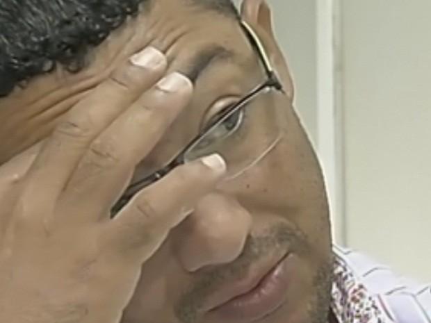 Vereador 'Choquito' também  poderá ser desfiliado do PSD (Foto: Reprodução TV TEM)