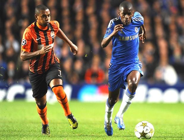 Fernandinho e Ramirez, Chelsea e Shakhtar (Foto: Getty Images)