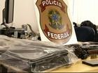 PF prende 2 por posse ilegal de arma em operação contra pedofilia na web