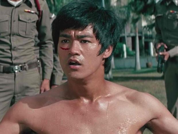 Bruce Lee em 'O dragão chinês' (Foto: Divulgação)