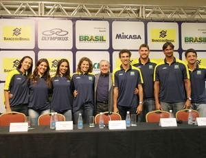 CBV anuncia duplas que irão aos Jogos Olímpicos de Londres (Foto: Alexandre Arruda / CBV)