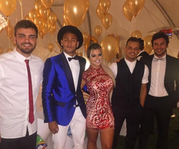 Barbara Cavalari com Neymar (Foto: Instagram / Reprodução)