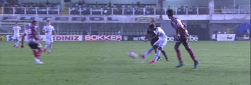 Santos x Botafogo-SP - Campeonato Paulista 2018-2018 - globoesporte.com ded4f0f06de26