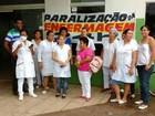 Enfermeiros de Várzea Grande (MT) param atividades por 24 horas