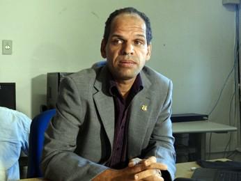 Enock Santos, presidente da APOC. (Foto: Katherine Coutinho / G1)