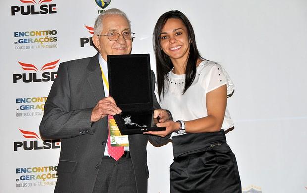 Vanessa futsal (Foto: João Gabriel Rodrigues)