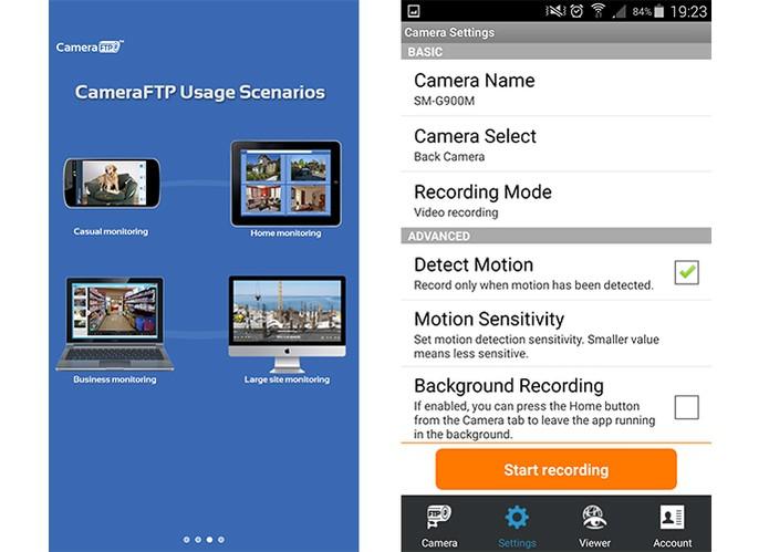 App de câmera ter acesso em múltiplas plataformas (Foto: Reprodução/Barbara Mannara)